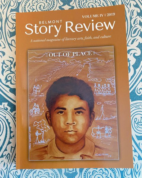 Cover of Belmont Story Review Vol 4