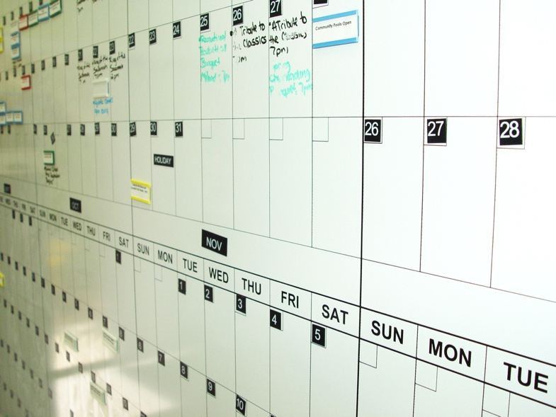 wall planner