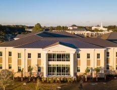 Physical Therapy wing of the health science building expansion at Charleston Southern University