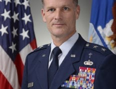 Dr. and Air Force Chaplain Dondi Costin official air force image