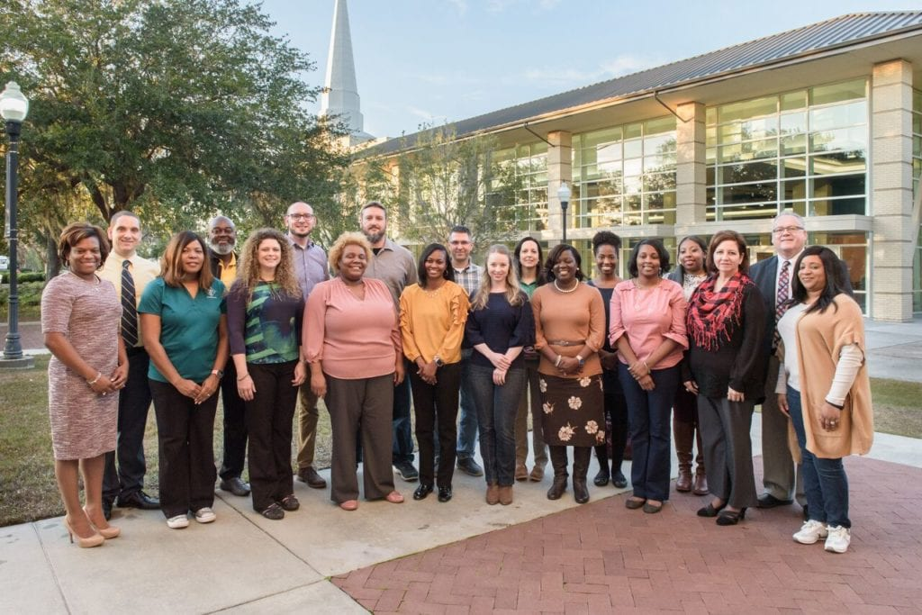 First EdD cohort at Charleston Southern University