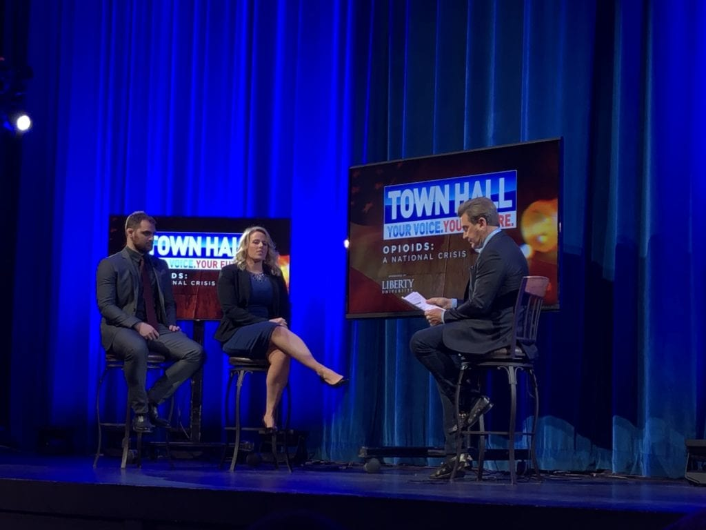 Dr. Mike Corvino on panel for town hall