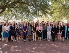 2019 Alpha Chi inductees