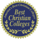 Americas Best Christian Colleges logo.