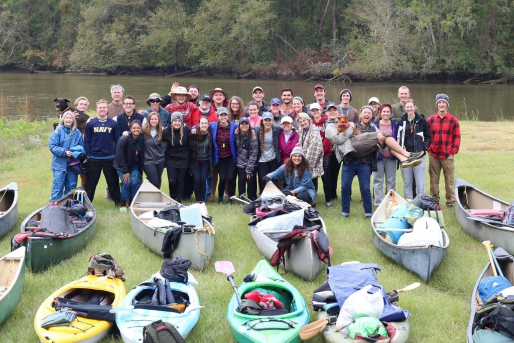 Outdoor Adventure Club at CSU boasts more than 60 members