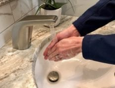 washing hands best prevention of illness