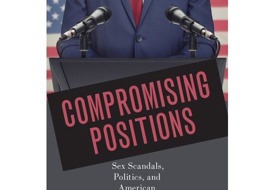 Book cover of Compromising Positions by Leslie Dorrough Smith