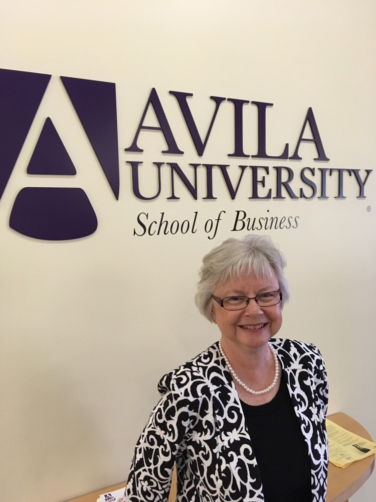 School of Business Chair Wendy Acker, Ph.D.