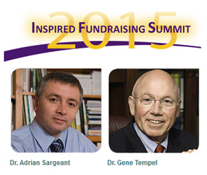 2015 Inspired Fundraising Summit Poster