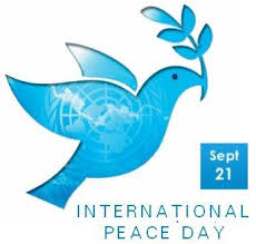International Peace Day Graphic