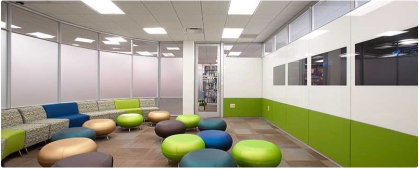 Classroom in the Learning Commons