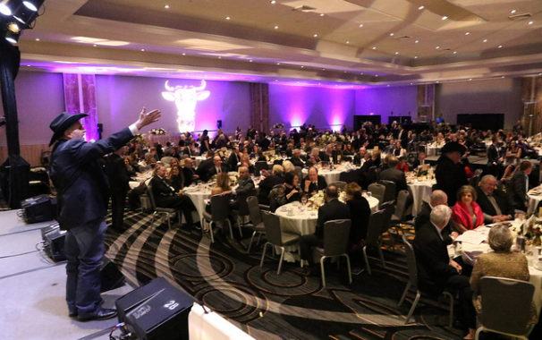 Alumni and More gather to raise money for student scholarships