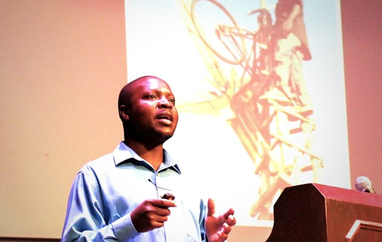 2018 Truman Lecturer William Kamkwamba
