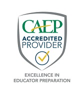 CAEP Accredited Provider Excellence in Educator Preparation
