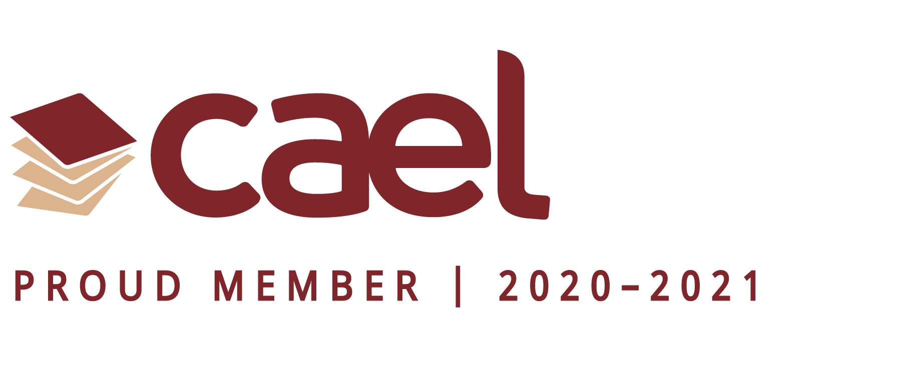 Logo for CAEL for academic year 2020-21
