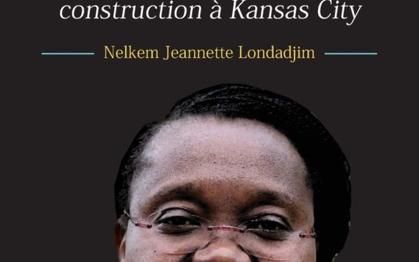 Cover of book entitled Chadian Sister Engages Kansas City Youth about Peace and Justice
