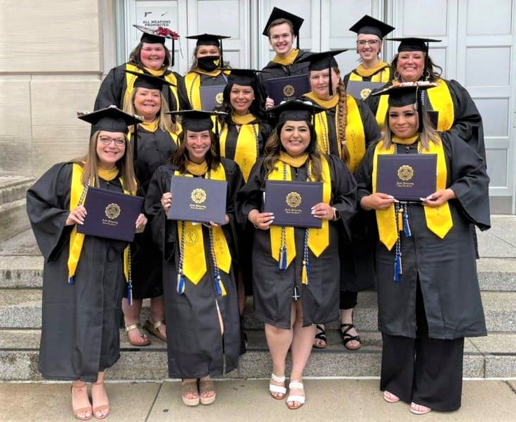 A BSW (Bachelor of Science in Social Work) puts you in good company, including the class of 2021