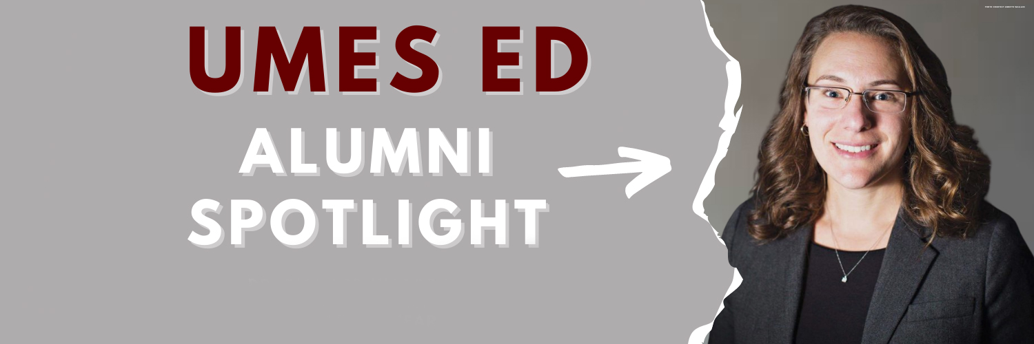UMES ED - Alumni Spotlight - Dr. Annette Wallace -Maryland State Principal of the Year 2016