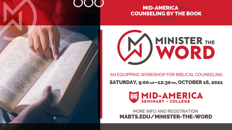 Minister the Word