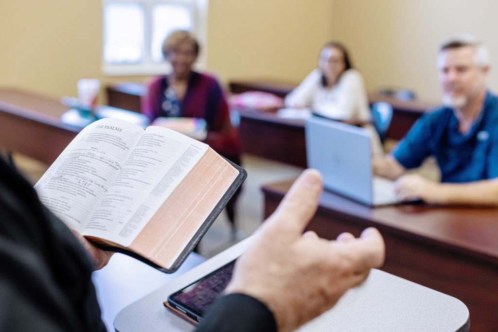 Teaching from the Bible